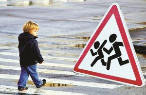 пдд-ребёнок-пешеход-дорога